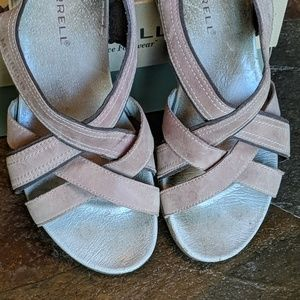 Leather Merrell Sandals